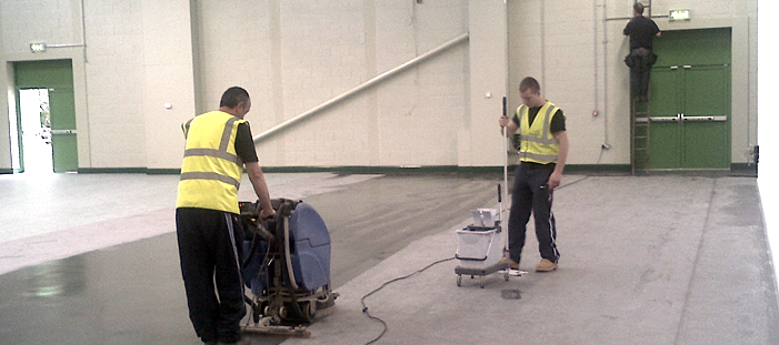 Leisure Centre Cleaning